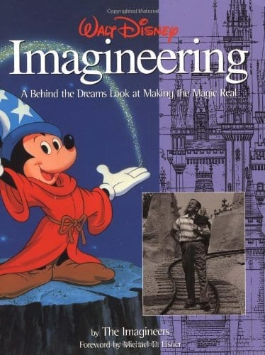Top 4 Disney Parks Books You Need In Your Collection