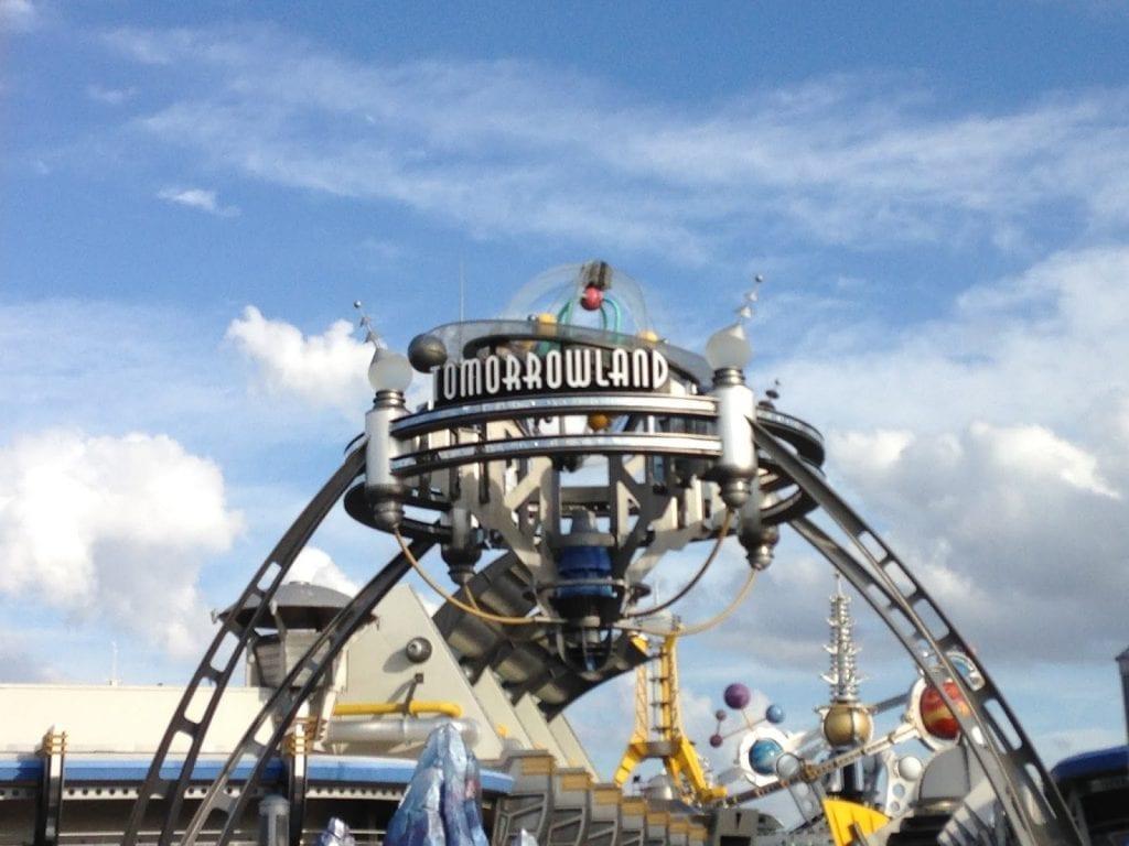 Tomorrowland WDW