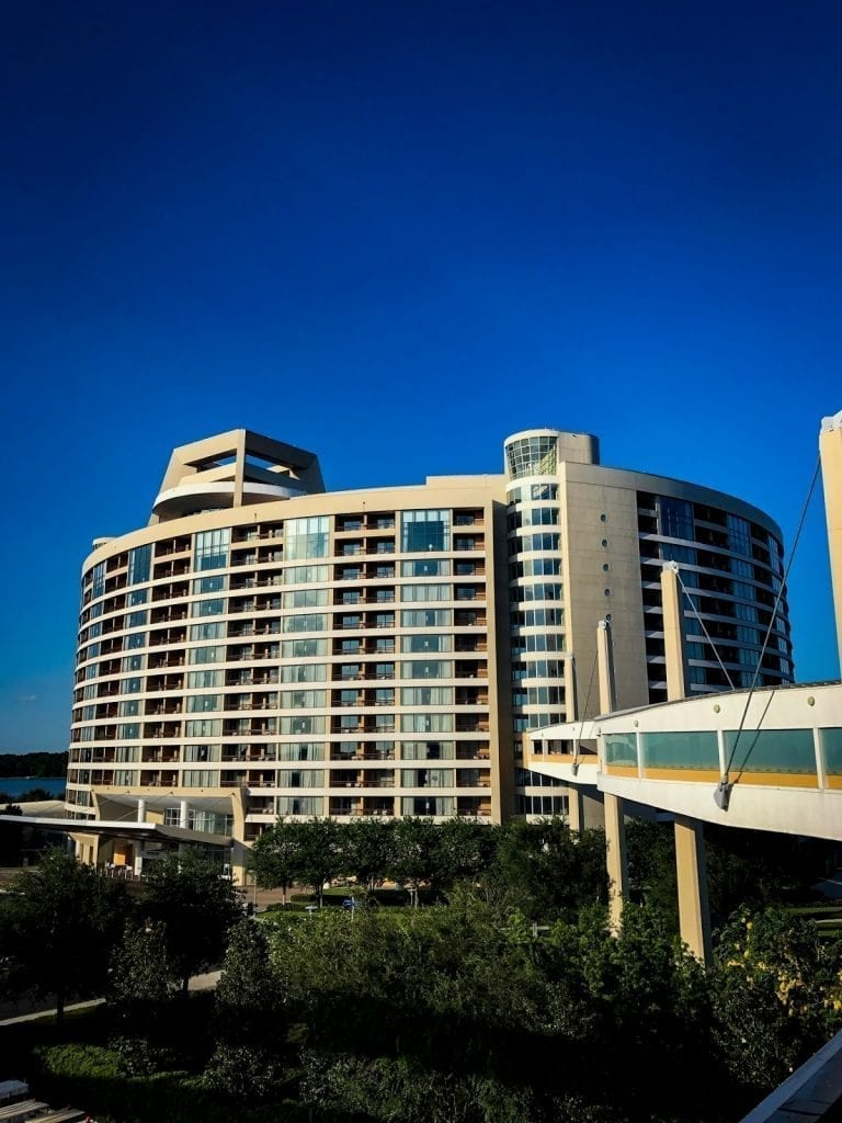 Bay Lake Tower Disney