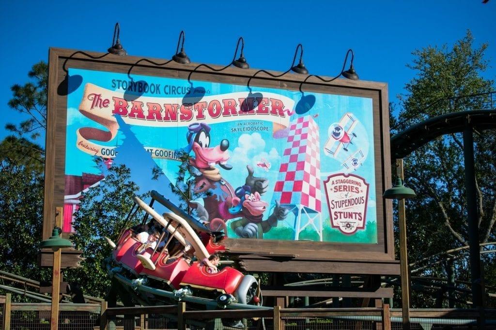 Disney Barnstormer - 2018 Disney World Tips