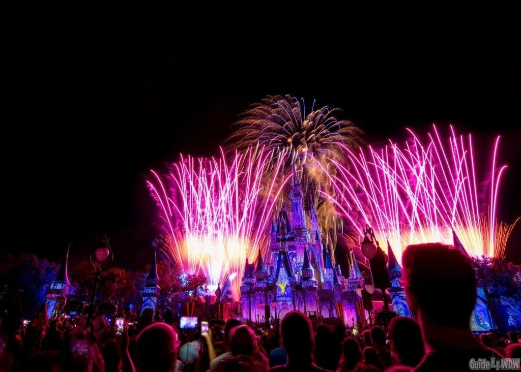 Happily Ever After Fireworks - Disney! Disney World Mistakes To Avoid