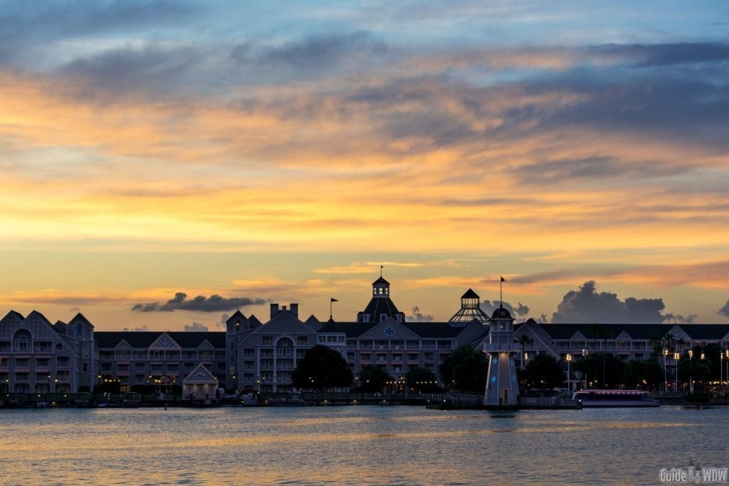 Our Typical Disney World 7 Day Itinerary - Yacht and Beach Club