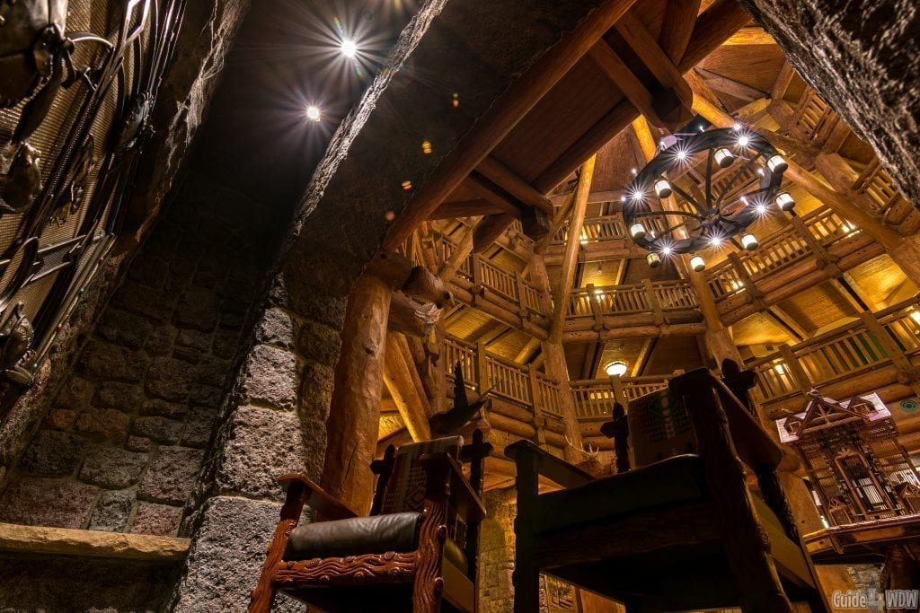Flying to Dinsey World - A Look at Wilderness Lodge