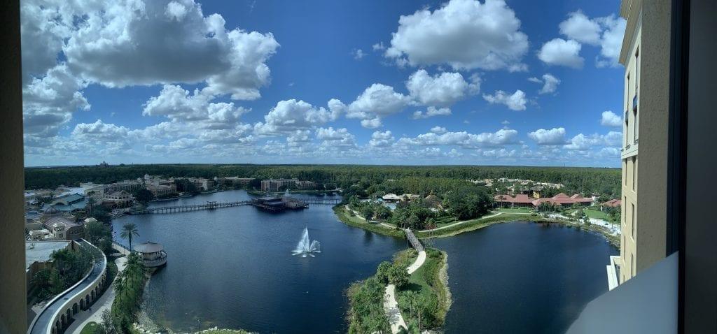 Gran Destino Tower Club Level - The View