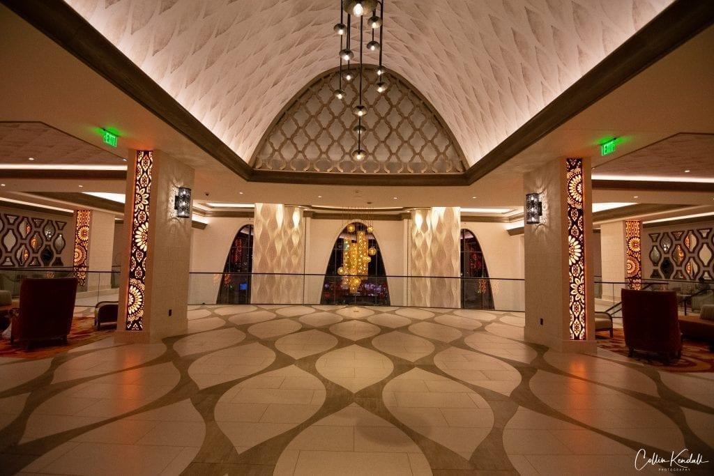 Gran Destino Club Level Tower Lobby