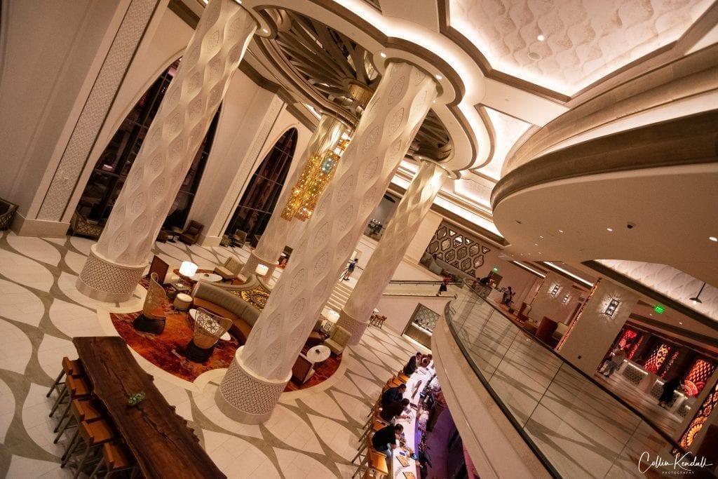 Gran Destino Tower Club Level Lobby