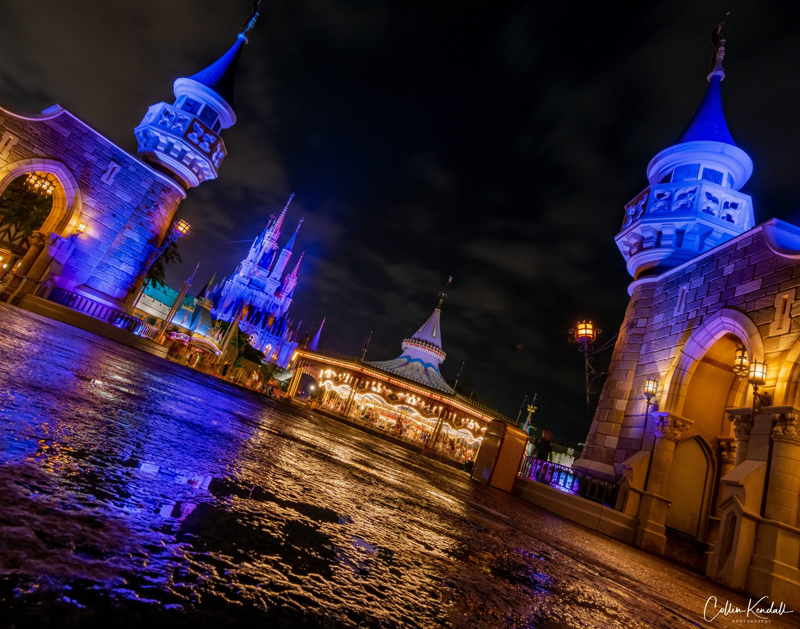 Our Typical Disney World 7 Day Itinerary - Cinderella Castle