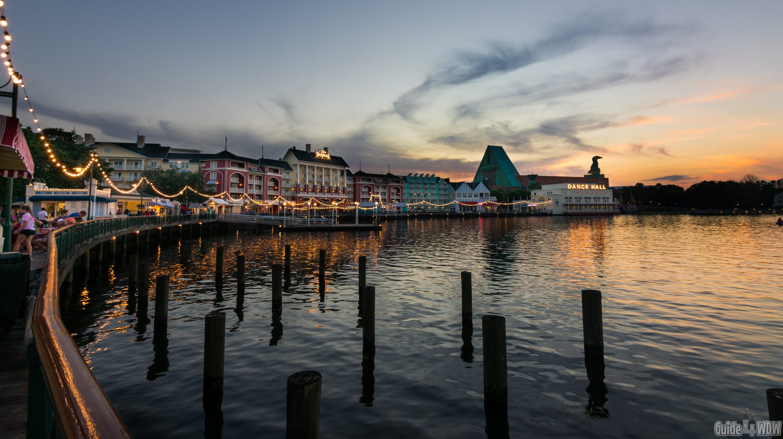 "Boardwalk - Disney Parks Changes With an ""Empathetic Perspective"""