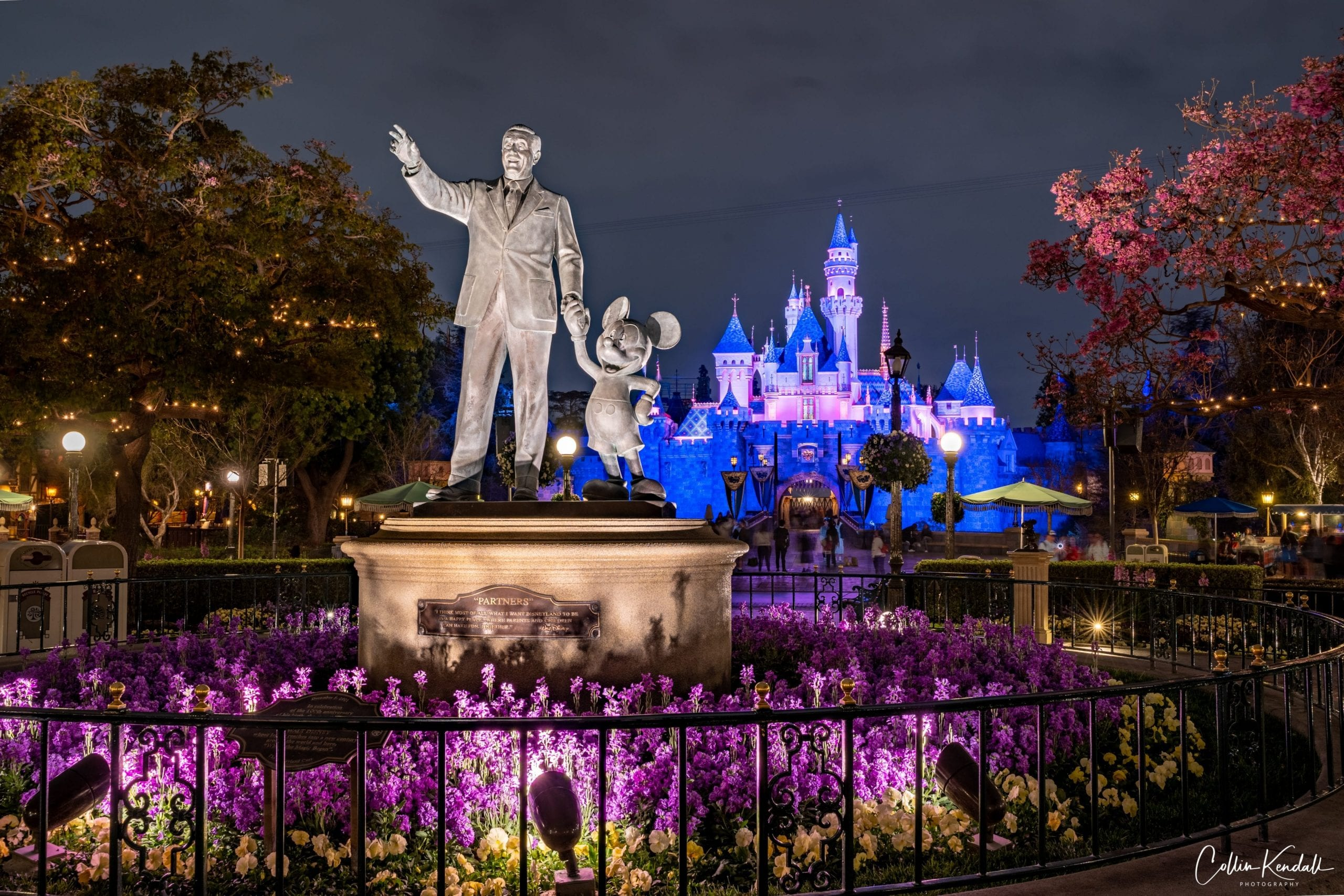 Disneyland vs. Disney World: Walt and Mickey